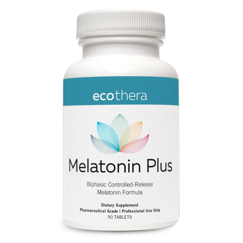 Melatonin Plus Front