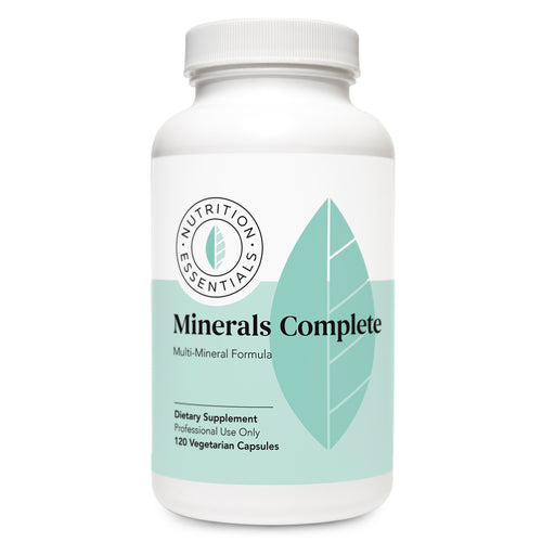 Minerals Complete Front