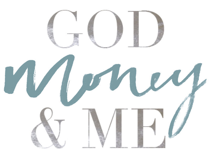 God Money & Me - Book