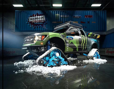 Ken Block's Raptortrax