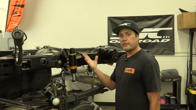 SVCTV Episode One: Gen 2 Ford Raptor Adjustable Bump System