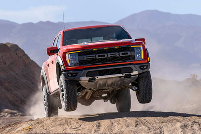 A Beast Reborn: The All-New 2021 Ford F-150 Raptor