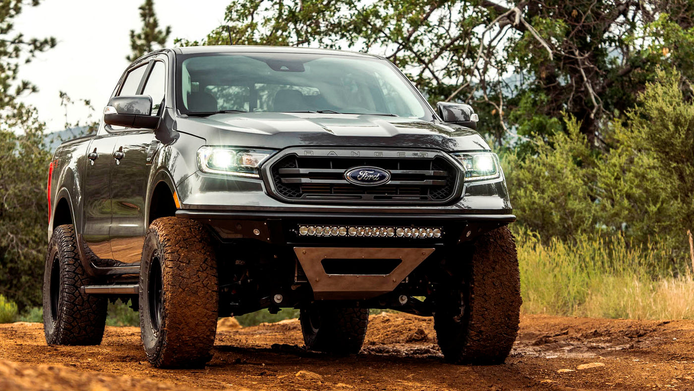 Ford Ranger Suspension