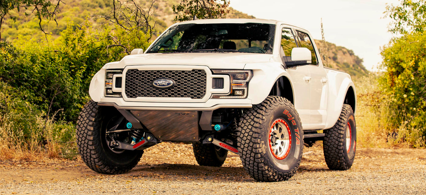 Ford F-150 Off-Road Parts