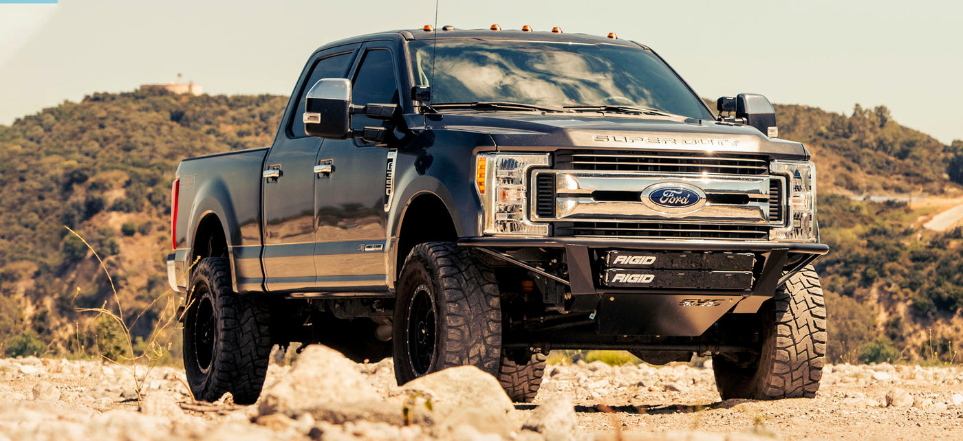 Ford Super Duty Off-Road Parts