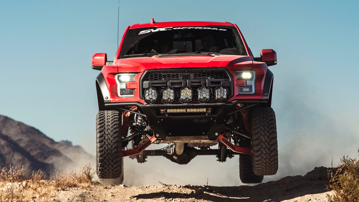 Ford Raptor Off-Road Parts