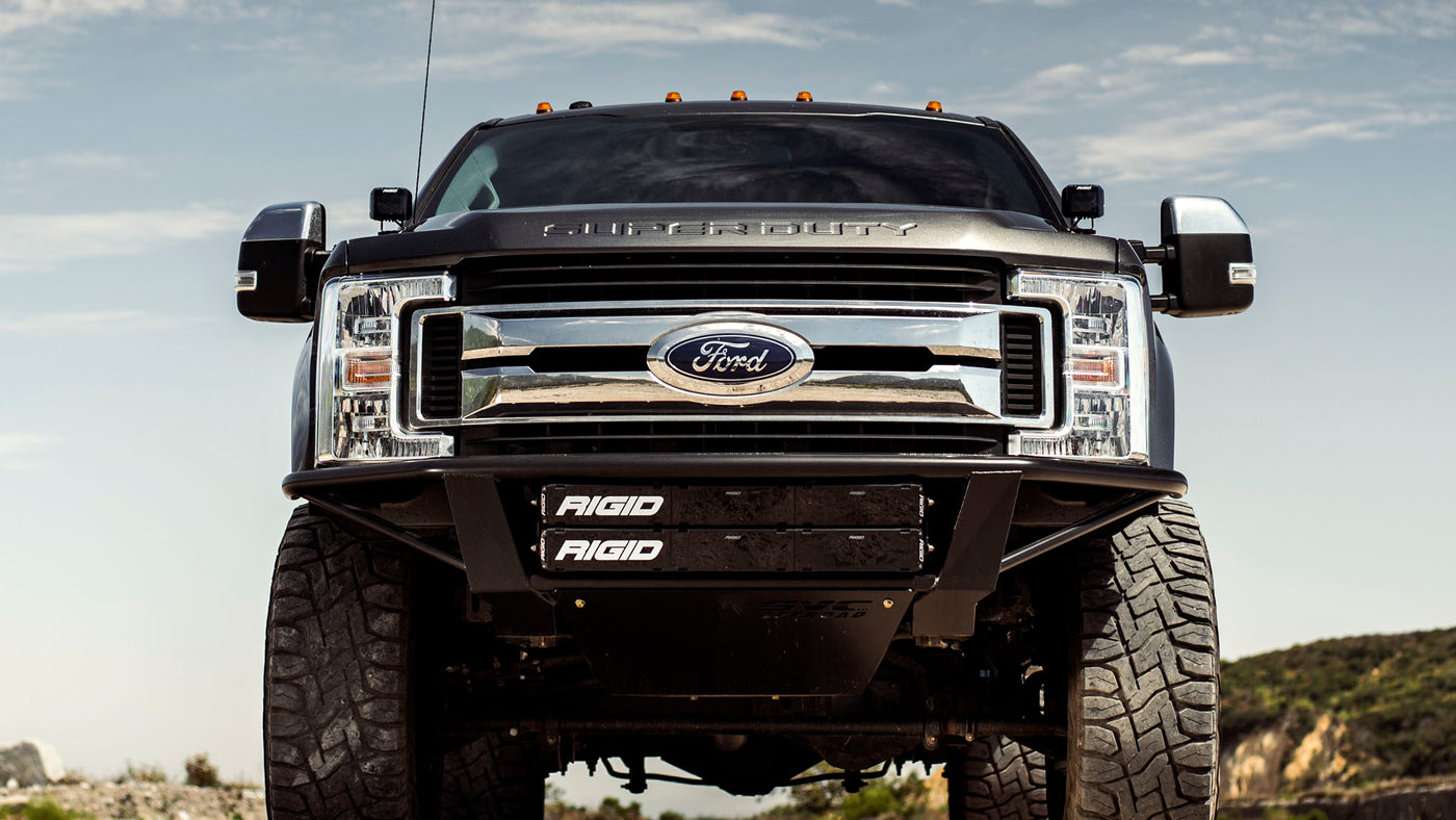 SVC Offroad Super Duty Bumpers