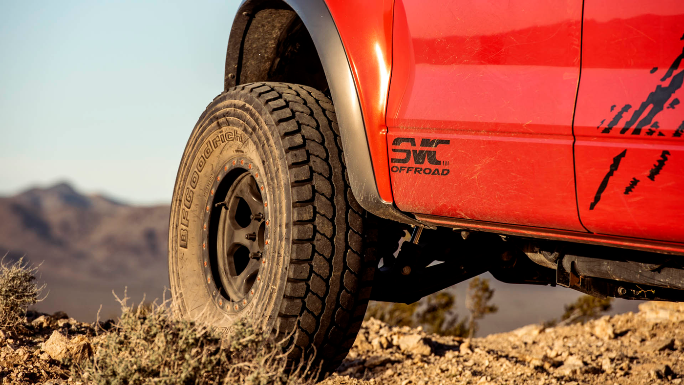 SVC Offroad Tires