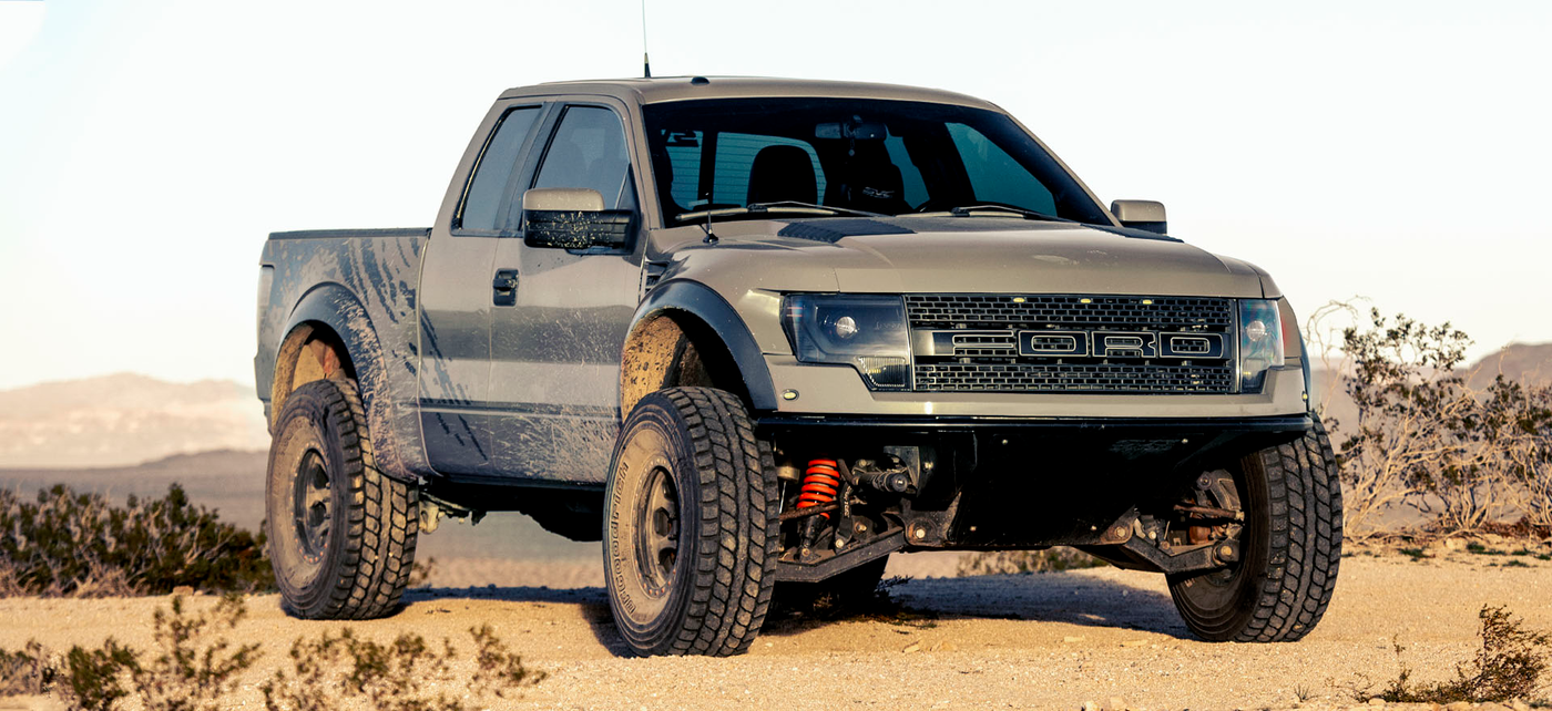 Gen 1 Ford Raptor / F–150 Off–Road Parts