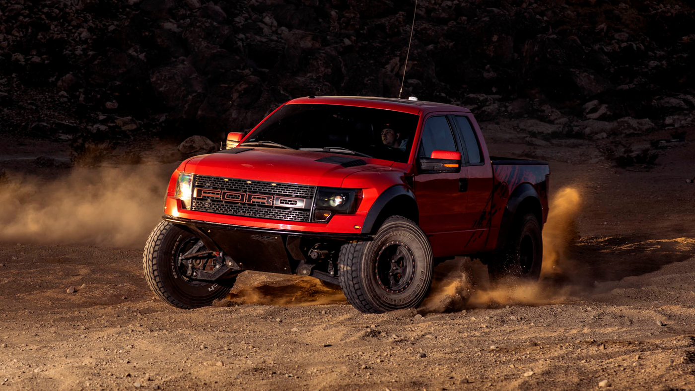 SVC Offroad 2010-14 Ford Raptor/F-150 Engine/Performance