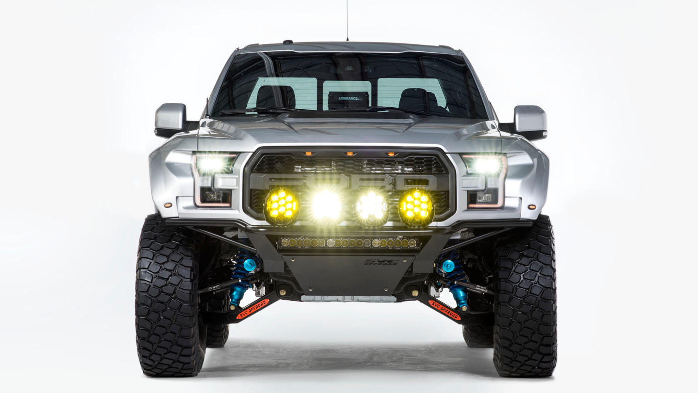 SVC Offroad Lighting Accessories