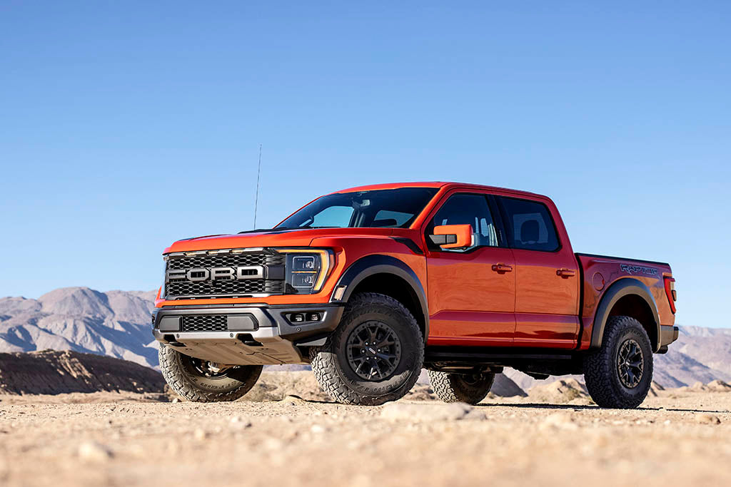 all-new 2021 ford raptor