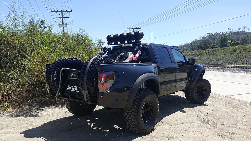 SVC Offroad Gen 1 Raptor build