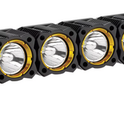 KC Flex Array LED light bars - SVC Offroad