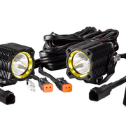 KC HiLites / Flex Single LED Pair Pack System - SVC Offroad