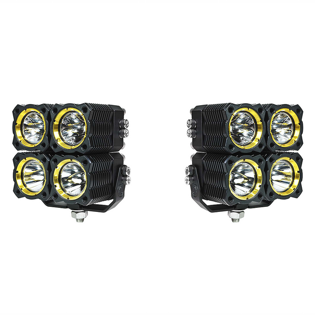 KC Flex Quad LED Combo - SVC Offroad