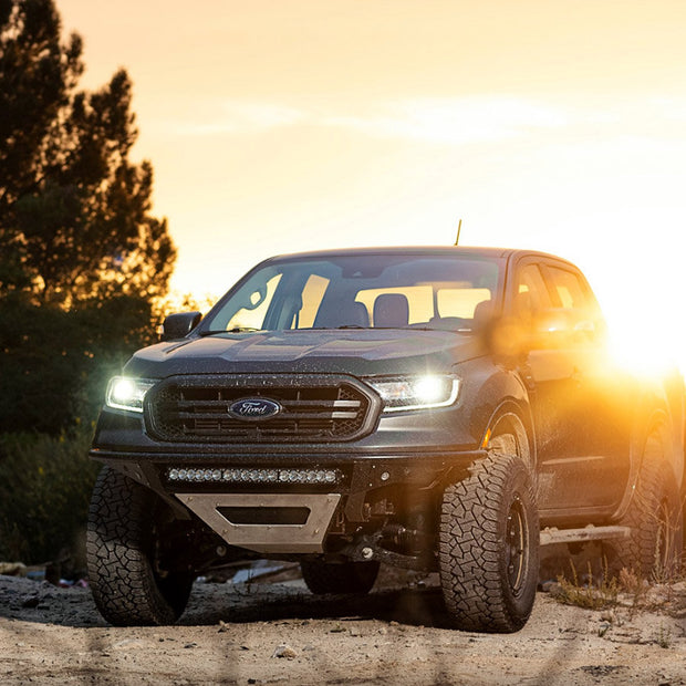 SVC Offroad UCA - 2019 Ford Ranger - SVC Offroad