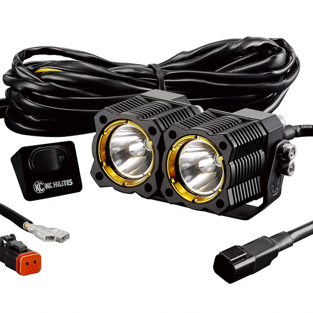 KC HiLites / Flex Dual LED Pair - SVC Offroad