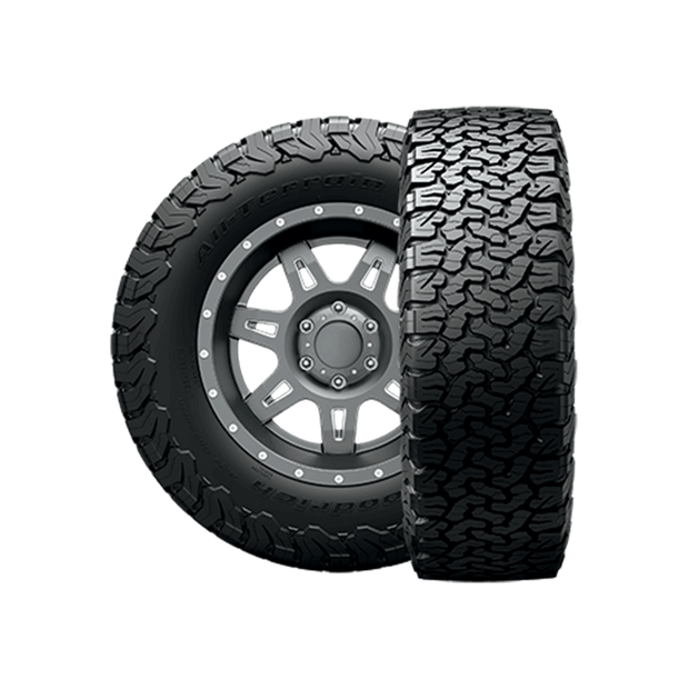 BFGoodrich A/T - SVC Offroad