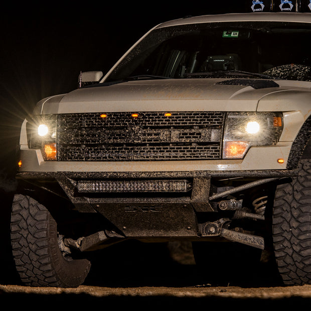 SVC Offroad Baja Front Bumper - Gen 1 Ford Raptor - SVC Offroad