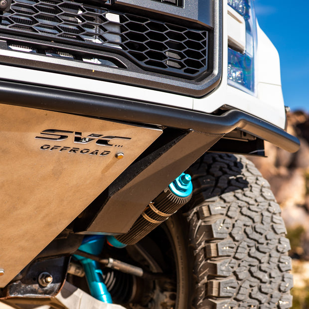 SVC Offroad Baja Smurf Front Bumper - Gen 2 Raptor - SVC Offroad