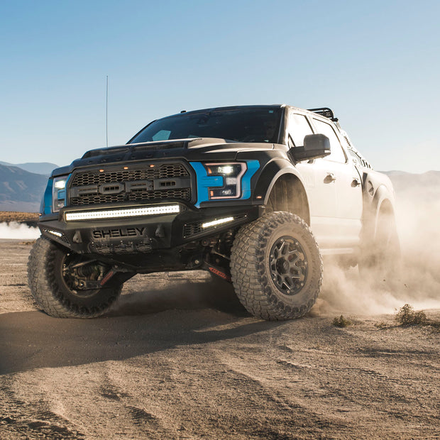 SVC Offroad Mid Travel Kit - Gen 2 Ford Raptor - SVC Offroad