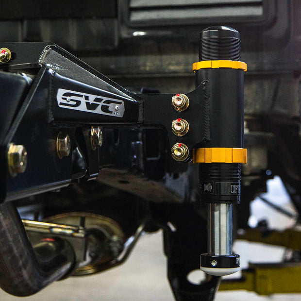 SVC Offroad Adjustable Bump System - Gen 2 Ford Raptor - SVC Offroad