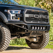 SVC Offroad Baja Flush Bolt-On Front Bumper - Gen 2 Ford Raptor - SVC Offroad