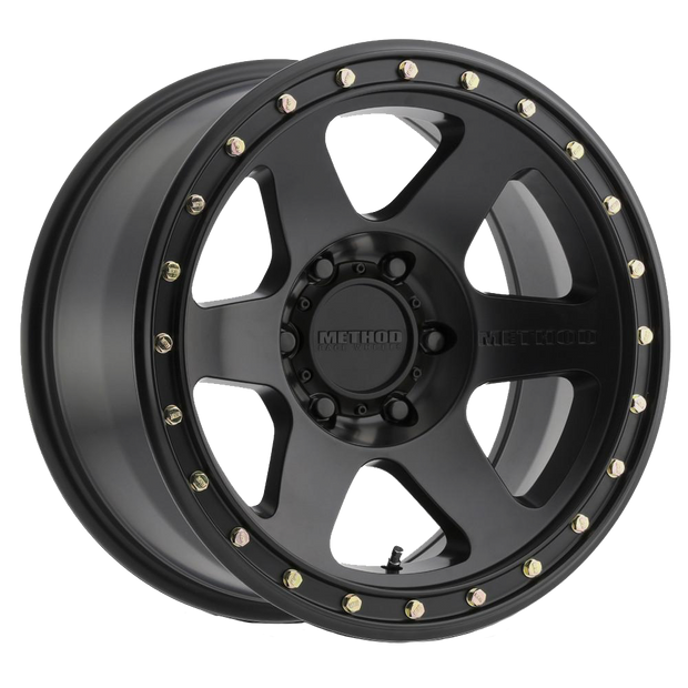 Method Race Wheels 310 Con 6 - Matte Black - SVC Offroad