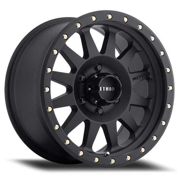 Method Race Wheels 304 Double Standard - Matte Black - Ranger Fitment - SVC Offroad