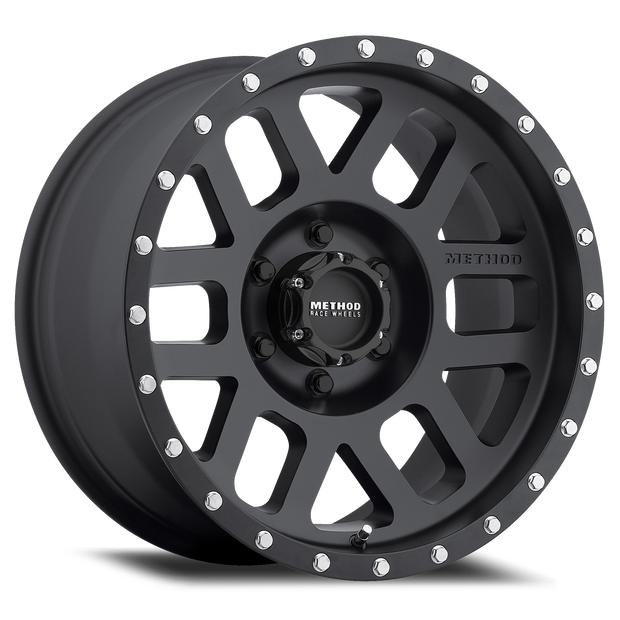 Method Race Wheels 306 Mesh - Black - SVC Offroad