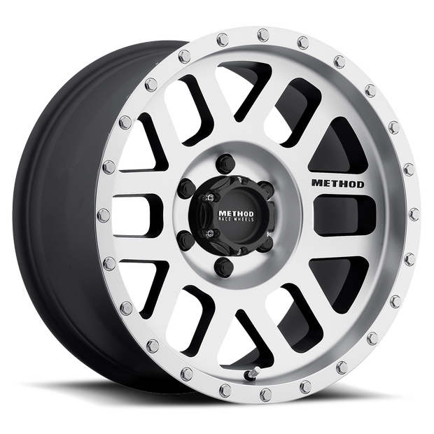 Method Race Wheels 306 Mesh - Machined - Ranger Fitment - SVC Offroad