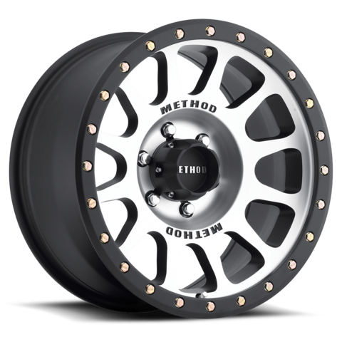 Method Race Wheels 305 NV - Machined - Ranger Fitment - SVC Offroad