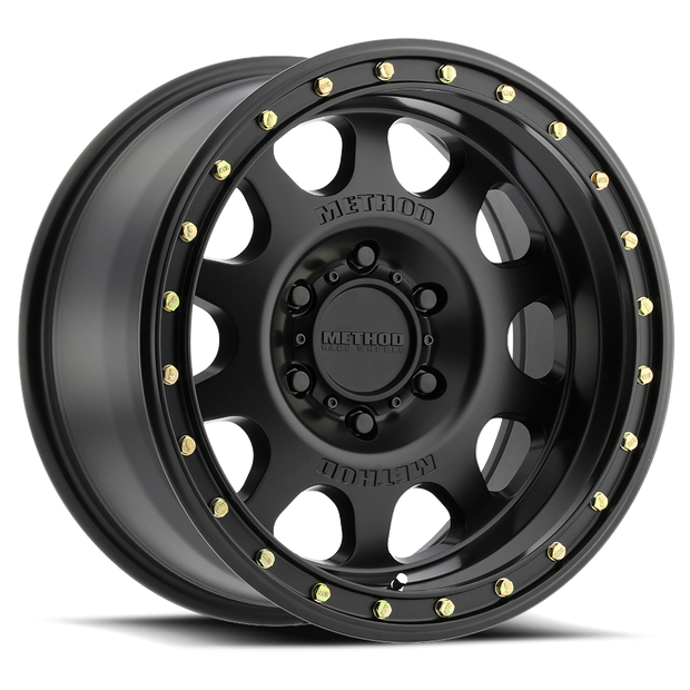 Method Race Wheels 311 Vex - Matte Black - Ranger Fitment - SVC Offroad