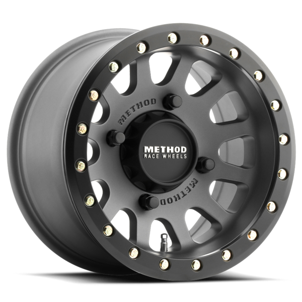 Method Race Wheels 401 - Titanium - SVC Offroad