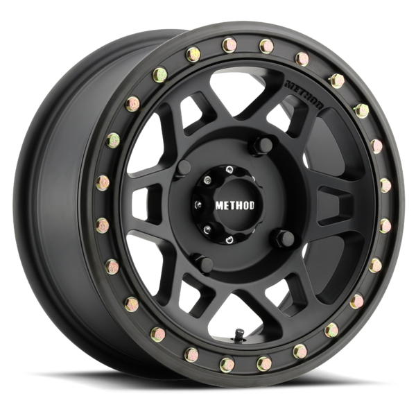 Method Race Wheels 405 Beadlock - Black - SVC Offroad