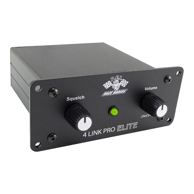PCI 4 Link Pro Elite Intercom - SVC Offroad