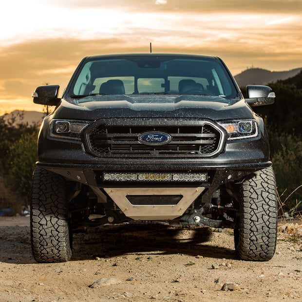 SVC Offroad Baja Front Bumper - 2019 Ford Ranger - SVC Offroad