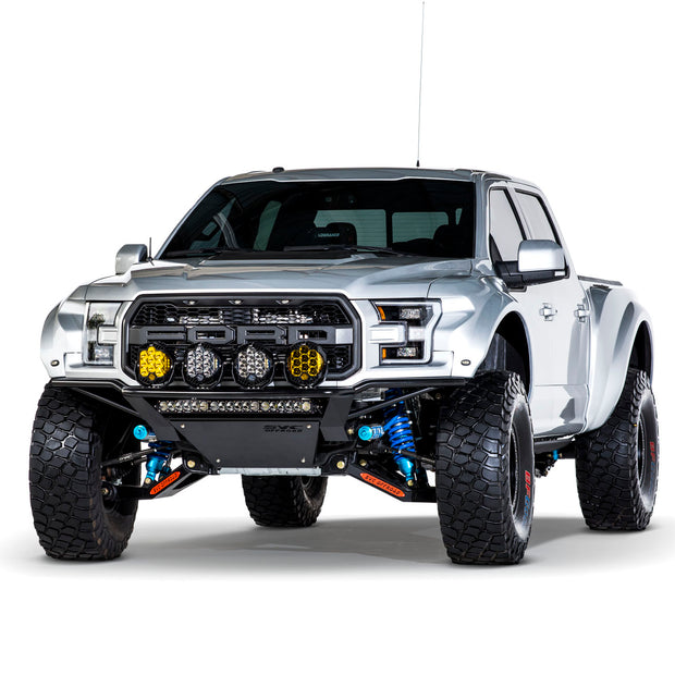 SVC Offroad Baja Front Bumper - Gen 2 Ford Raptor - SVC Offroad