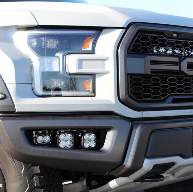"Baja Designs Fog Pocket Kit ""Sportsmen"" - Gen 2 Raptor - SVC Offroad"
