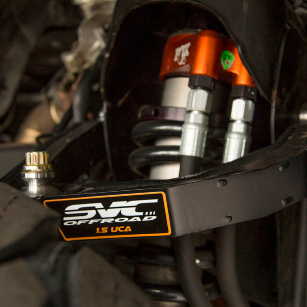 SVC Offroad Gen 1 & Gen 2 Ford Raptor Upper Control Arms - SVC Offroad