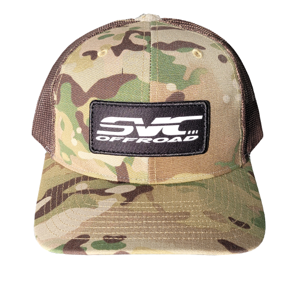 SVC Offroad Brown/Camo Trucker