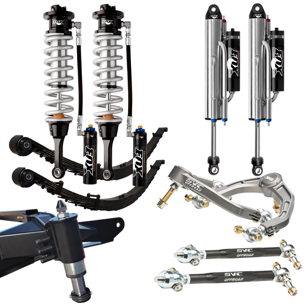 2010-2014 Gen 1 Ford Raptor Performance Pack #2 - Fox Racing Shox - SVC Offroad