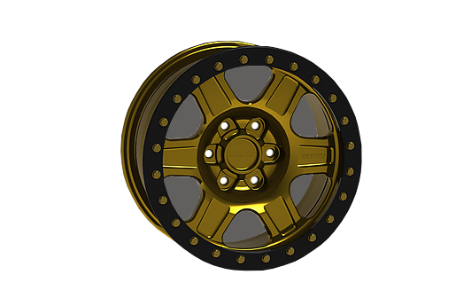 Innov8 Wheels G400 Simulated Beadlock - SVC Offroad