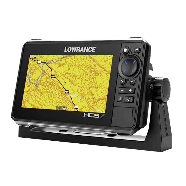 Lowrance HDS-7 Live Baja - SVC Offroad