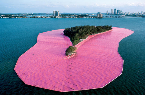 Inspiration: Christo & Jeanne-Claude
