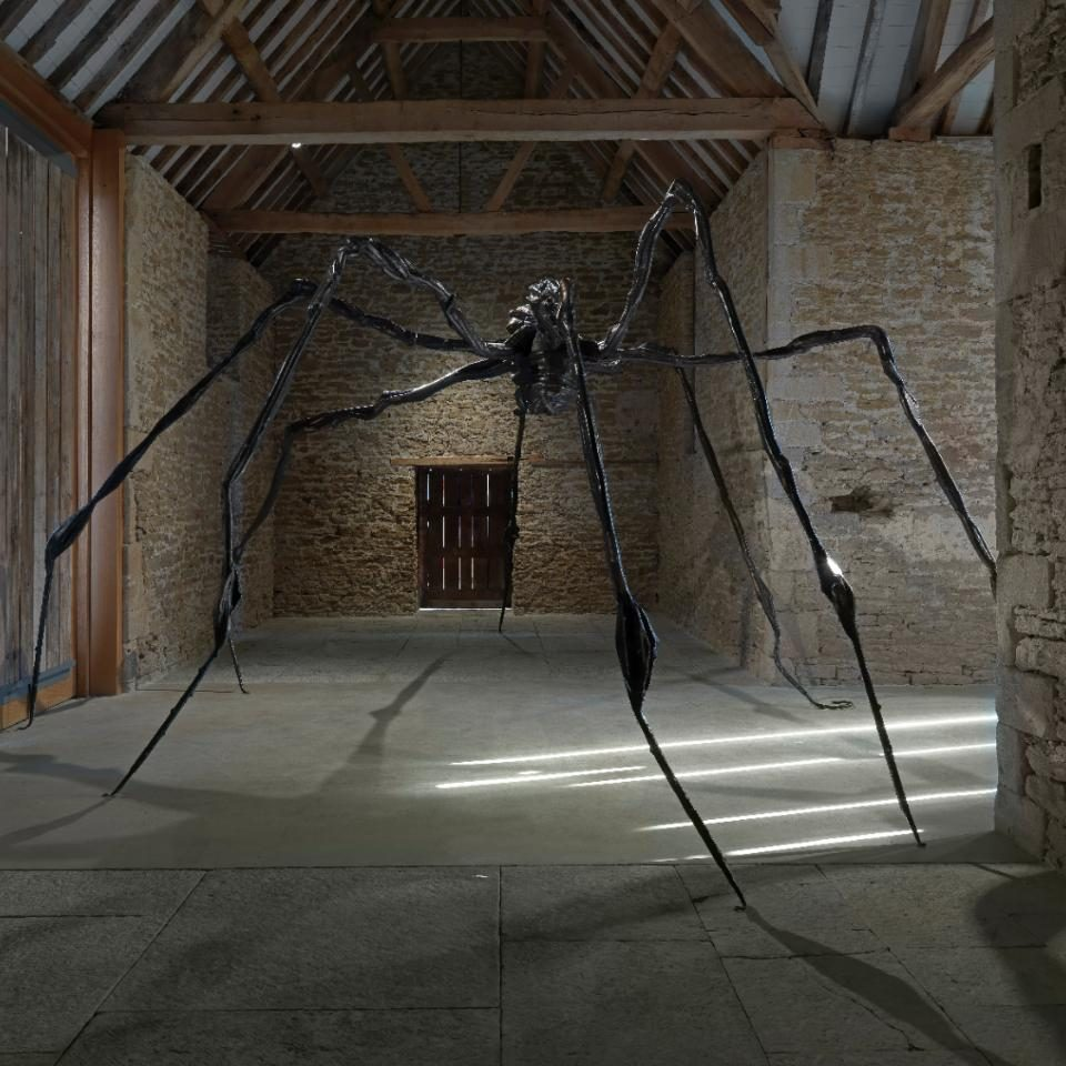 Louise Bourgeois exhibition