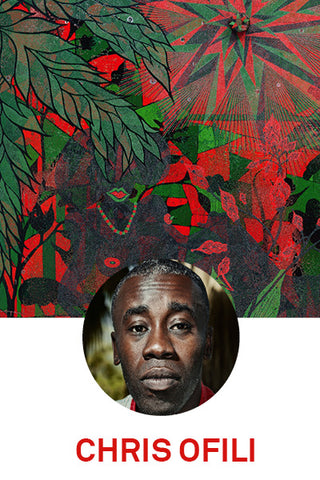 chris ofili art products at third drawer down