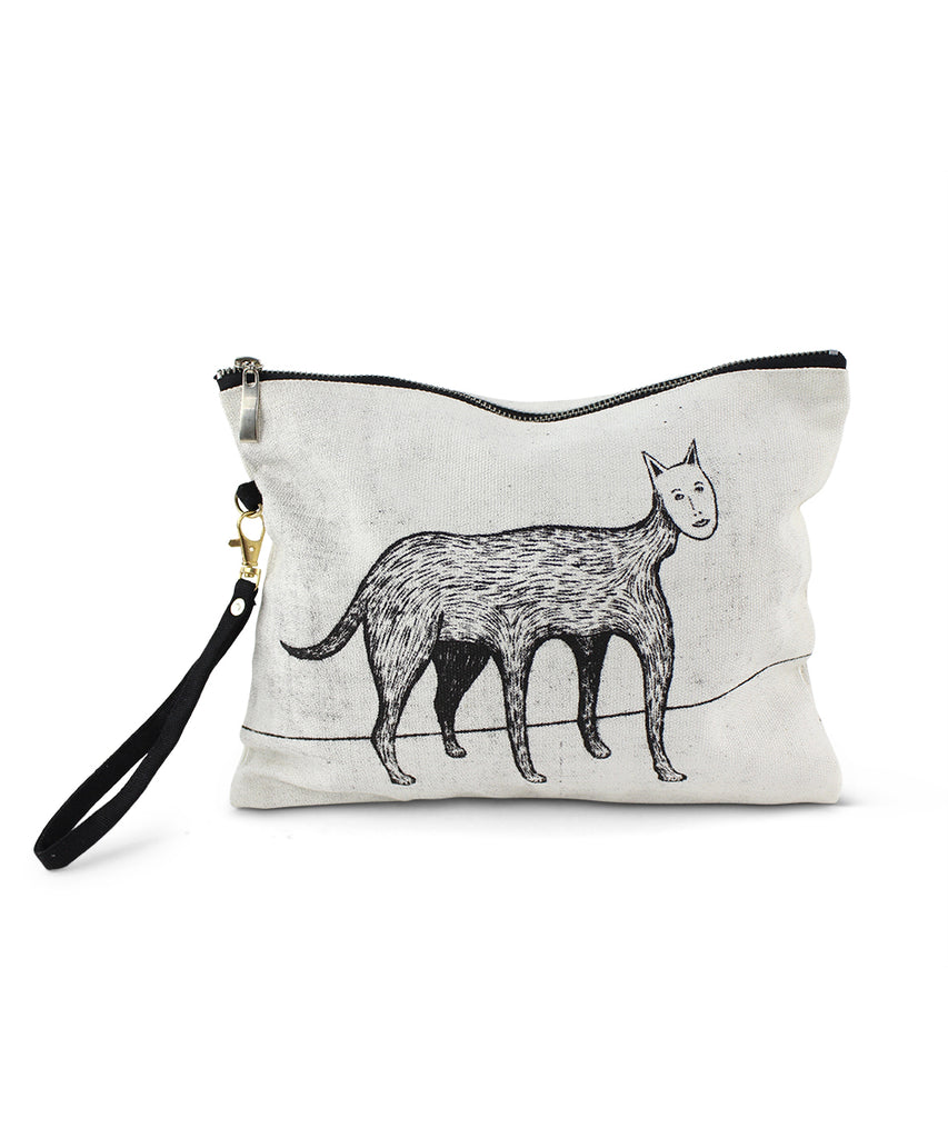 Louise Bourgeois Cat Pouch