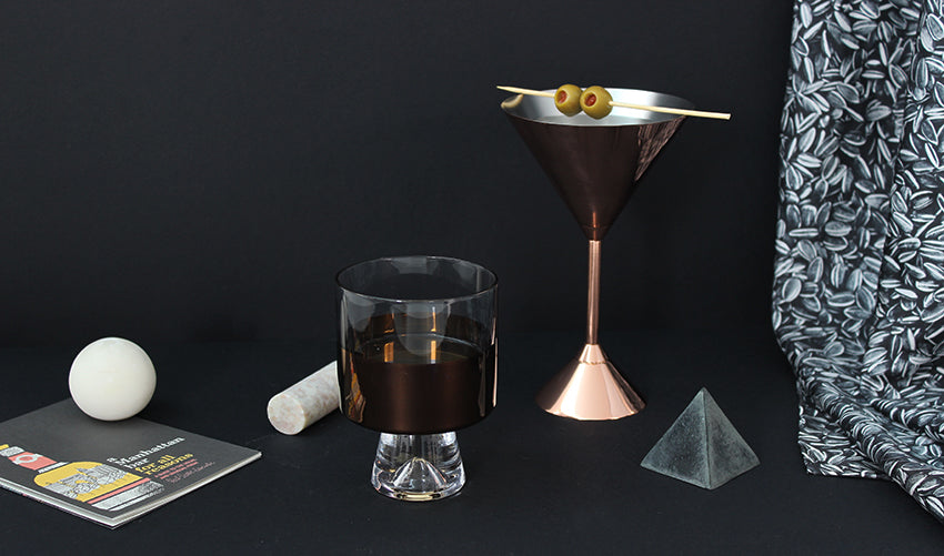 Tom Dixon cocktail collection